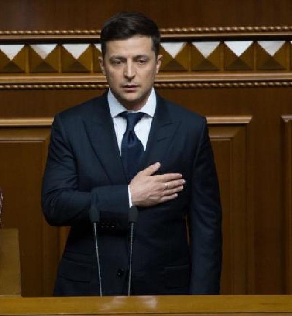 Президент В.А. Зеленский