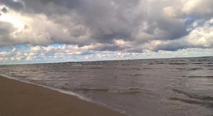 Пляж Вецаки