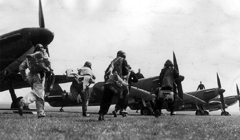 Авиация во Второй мировой