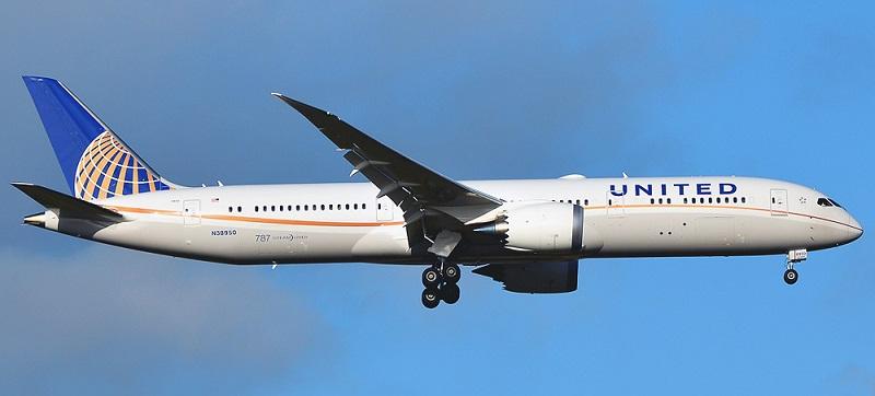 Авиакомпания United Airlines временно прекратила полеты в Индию