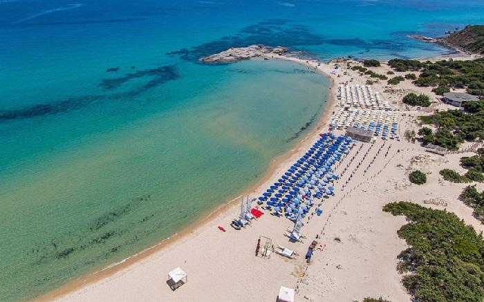 Пляж Costa Rei