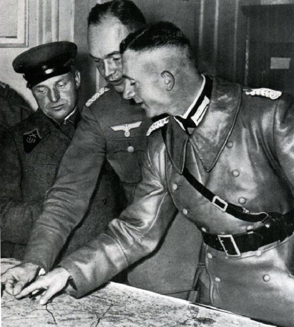 Планы передела мира, обсуждаемые союзниками