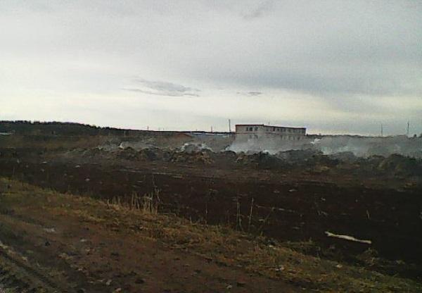 Пожар в Нытвенском районе