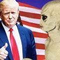 Трамп и инопланетяне
